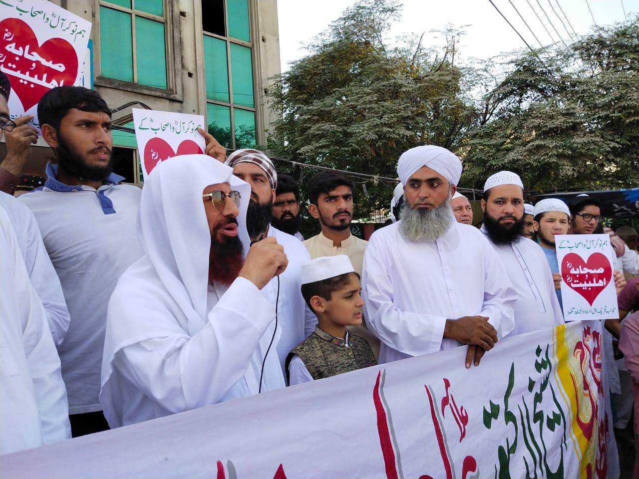 مولانا ڈاکٹر عادل خان کی المناک شہادت ملکی وحدت کے خلاف گہری سازش ہے ( مولانا حماد الزھراوی )