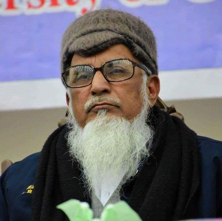 وقف املاک ایکٹ کے حوالہ سے اسلام آباد کے علماء کرام کے مؤقف کی مکمل تائید کرتے ہیں (علامہ زاہدالراشدی)