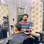 SALEEM HAIR CUTTING